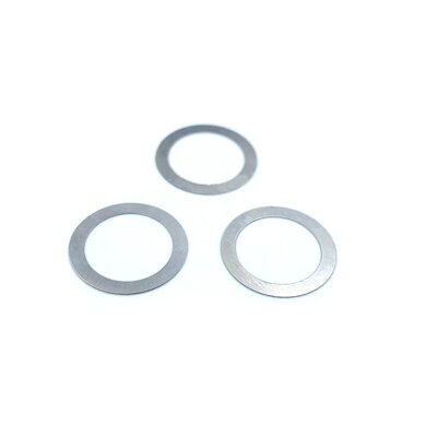 Spacer washer between hop-up chamber and gearbox - 0,1 mm (3 pcs)