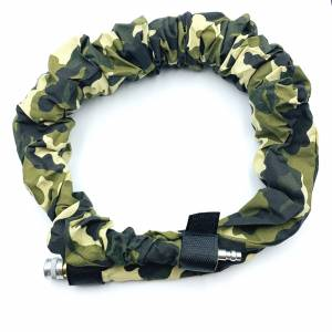 HPA hose - twisted with Camo cover (Foster QD couplings)